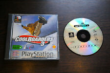 Jeu COOL BOARDERS 3 (sans notice) sur Playstation 1 PS1 (CD OK)