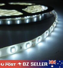 24V Waterproof Flexible 5M 3528 300SMD White LED Strip Light DRL 4X4 Boat Truck
