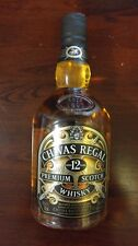 CHIVAS REGAL BLENDED SCOTCH WHISKY 12 YEARS OLD 70 CL