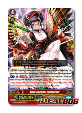 Cardfight Vanguard  x 4 Holy Seraph, Zachariel - G-FC03/009 - RRR Mint