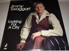 sealed LP 130 JIMMY SWAGGART....LOOKING FOR A CITY Vinyl Gospel Album