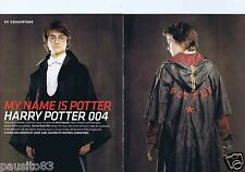 Coupure de presse Clipping 2005 Harry Potter 004 (7 pages)