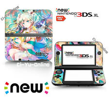 [new 3DS XL] Hatsune Miku #3 VINYL SKIN STICKER DECAL COVER