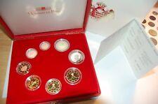 1 Cent bis 2 Euro 2006 Monaco offizieller Kursmünzensatz Polierte Platte im Etui