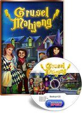 Grusel-Mahjong - Spooky Mahjong - PC - Windows XP / VISTA / 7 / 8 / 10