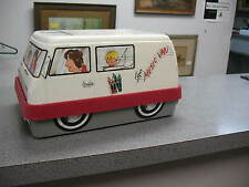 1970's Sears Roebuck Music Van Toy Record Player Phonograph  Turns But No Needle
