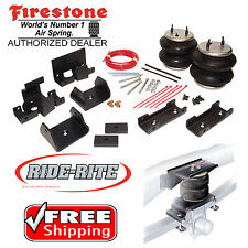 Firestone 2299 Ride Rite Rear Air Bags for Dodge Ram 2500 3500 2WD 4WD No Drill