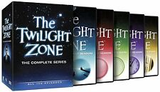 The Twilight Zone Complete ALL 156 Episode Collection DVD Set Series TV Show Lot