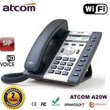 5x business office wireless WIFI 2 SIP VoIP Phone HD voice office telephone
