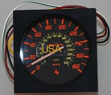 Ferrari 3.2 Mondial Speedometer Part Number: 128559 Algar Ferrari