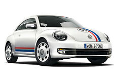 VW Volkswagen Beetle Herbie racing stripes autocollants Décalcomanie Graphique 012