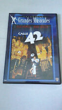 "DVD ""CALLE 42"" LLOYD BACON DICK POWELL RUBY KEELER COMO NUEVA"