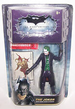 The Joker with Crime Scene Evidence Dark Knight Action Figures by Mattel #P4720