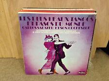 Carlos Sabater Les Plus Beaux Tangos Et Pasos Du Monde vinyl LP EX Carabine