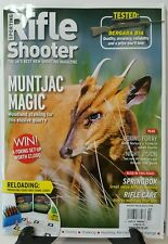 Sporting Rifle Shooter Muntjac Magic Bergara Tested Issue 6 FREE SHIPPING JB