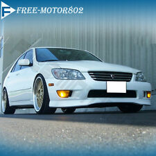 FOR 01-05 LEXUS IS300 FRONT BUMPER LIP SPOILER BODYKIT TYPE-R POLY-URETHANE