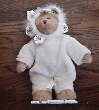"Creative Design Teddy Bear Snow Suit with Stand (15"" tall)"
