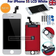Replacement For iPhone 5S SE LCD Touch Screen Digitizer Display Assembly White