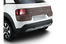 Citroen C4 Cactus Rear Lower Bumper Trim Aluminium Grey New Genuine 1611186580