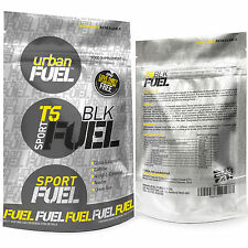 Urban Fuel T5 BLK Fuel Fat Burners Extreme Black Fat Burner 90 Capsules
