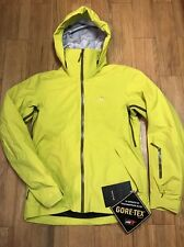 Arcteryx Shuksan Jacket Men's Medium Genepi Green NWT