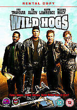 Wild Hogs. DVD. Fantastic Comedy Movie. Top Bargain. **60p**