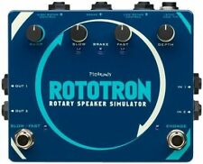 Pigtronix Rototron Rotary Guitar Effect Pedal Brand New in Box w/ Power Supply