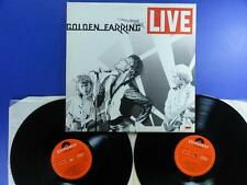 GOLDEN EARRING LIVE polydor 77 A1 double Lp EX TOP COPY