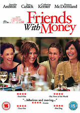 Friends With Money - Jennifer Aniston (DVD - 2012) - Watched Once