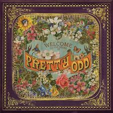 PANIC AT THE DISCO - PRETTY ODD CD (Enhanced CD)