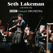 SETH LAKEMAN - LIVE WITH THE BBC CONCERT ORCHESTRA  CD - POP - 5 TRACKS - NEU