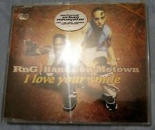 CD Hands On Motown: I Love Your Smile