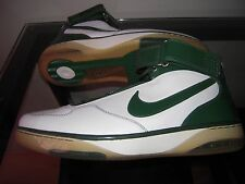 nike air force 25 White Deep Forrest Chrome 2007 NIB Deadstock Size 17.5 Green