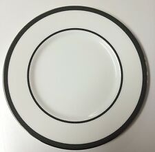 "NEW MONIQUE LHULLIER for ROYAL DOULTON  COUTURIER 9"" ACCENT PLATE"
