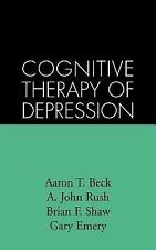 Cognitive Therapy of Depression (Guilford Clinical Psychology and Psychotherapy