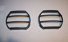 Subaru Legacy Outback 01-04 Baja 03-06 Fog Light Cover Grill OEM - Set of 2 Pair