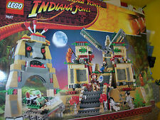 LEGO LEGOS Set #7627 Temple of Akator/Indiana Jones/Kingdom of the Crystal Skull