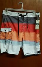rip curl surf craft sun drenched men short, size 32