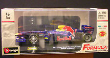 BURAGO 41202 Red Bull R.T, Mark Webber 2011 scala 1/32