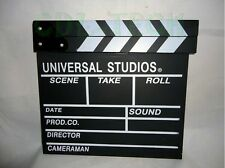 Professional MOVIE DIRECTOR'S CLAP BOARD Clapper Clapboard