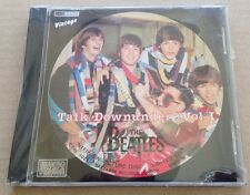 The Beatles Interview Picture Disc Cd Talk Downunder Vol 1 Very Rare!