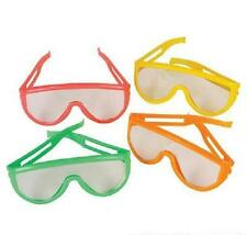 96 PAIRS NEON SUNGLASSES CHILDRENS KIDS Party Favor Luau #ST9 Free Shipping