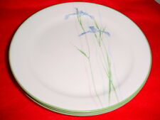 CORELLE SHADOW IRIS LUNCHEON / SALAD PLATES 9 INCH x 8 BRAND NEW WITH LABELS