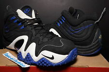 NIKE OG ORIGINAL 1996 AIR ZOOM FLIGHT FIVE V 96 DUNK JASON KIDD BLACK WHITE 10.5