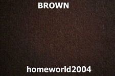 FELT FABRIC 4mm thick 100cm wide sold by metre