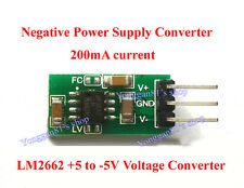 LM2662 Negative Voltage Converter Module +5V / -5V Negative Power Supply Module
