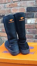 Rocket dog ladies size 6 black suede boots