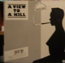 "Dj Factory A View To A Kill  12"" RARE Duran Duran Cover"