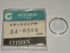 Citizen crystal 54-0399 original Citizen watch plexi 196