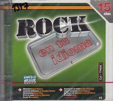 Miguel Mateos Los Enanitos Verdes Fobia Rock En Tu Idioma 15 Anos CD New Sealed